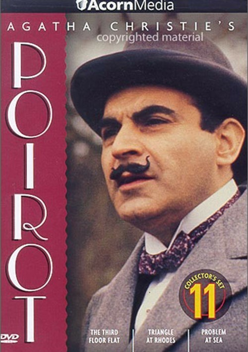 Agatha Christies Poirot: Collectors Set 11