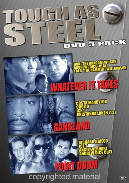 Tough As Steel (3 Pack)