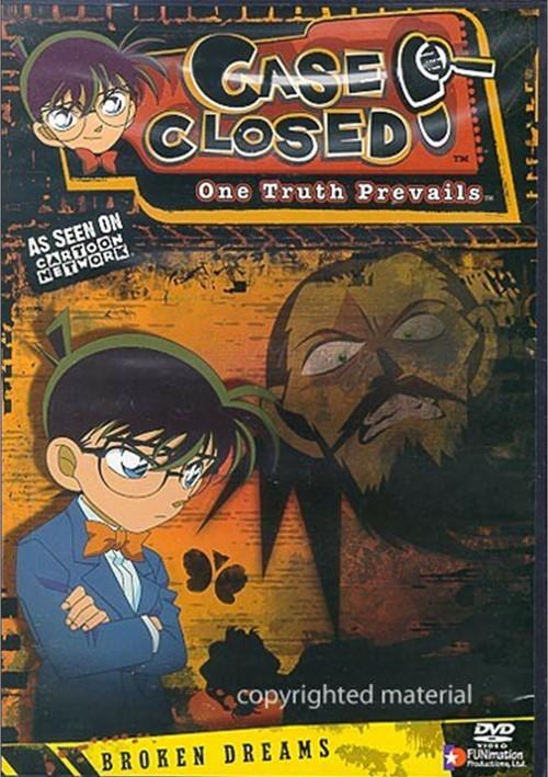 Case Closed: Season 4, Volume 4 - Broken Dreams
