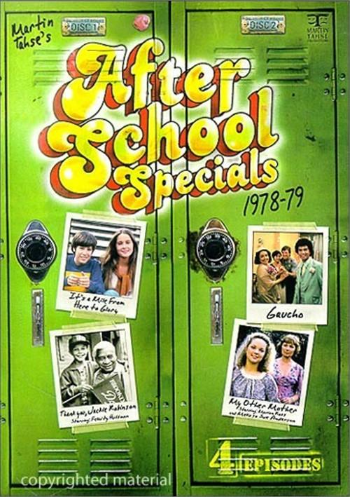 Martin Tahses After School Specials: 1978 - 79