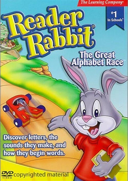 Reader Rabbit: The Great Alphabet Race