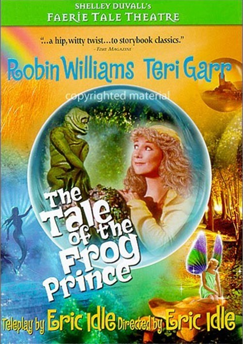 Tale Of The Frog Prince