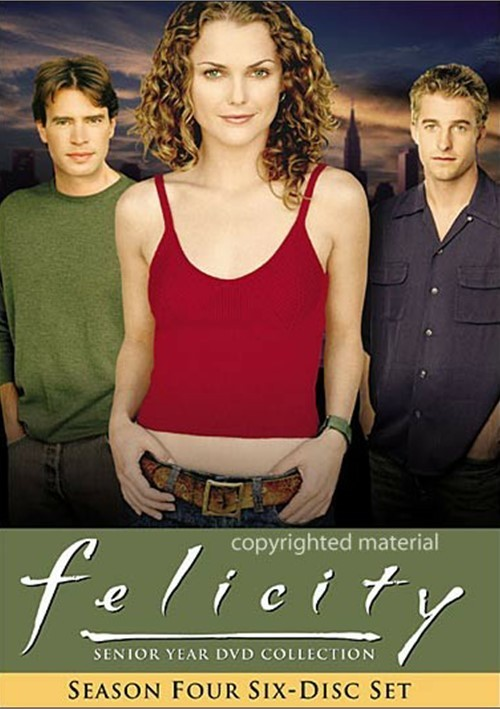 Felicity: The Complete Fourth Season