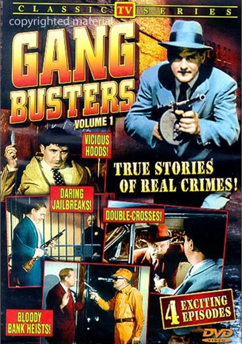 Gang Busters: Volume 1
