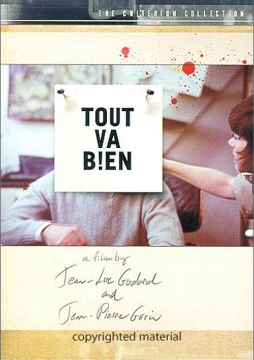 Tout Va Bien: The Criterion Collection