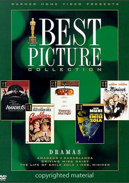 Best Picture Oscar Collection: Drama (5 Pack)