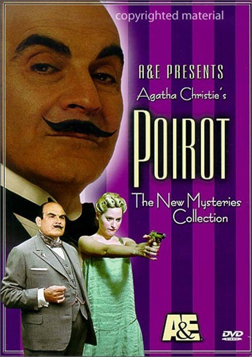 Agatha Christies Poirot: The New Mysteries Collection