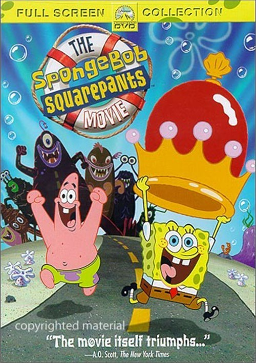 SpongeBob SquarePants Movie, The (Fullscreen)