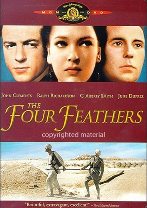 Four Feathers, The (MGM)