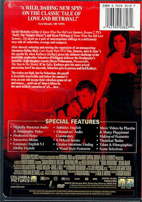 Cruel intentions movie for free