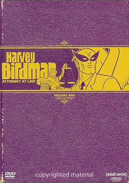 Harvey Birdman, Attorney At Law: Volume 1