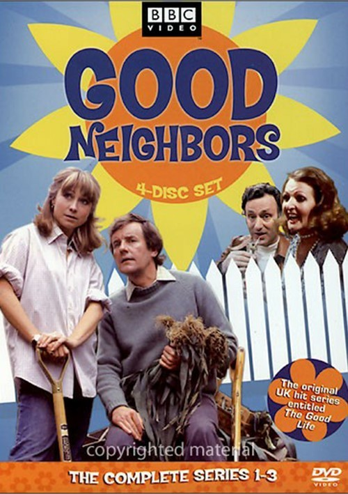 Good Neighbors: The Complete Series 1 - 3