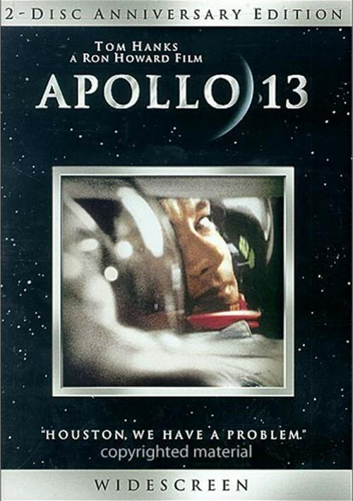 Apollo 13: Anniversary Edition (Widescreen)