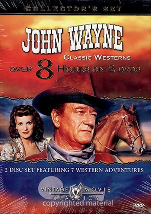 John Wayne Classic Westerns