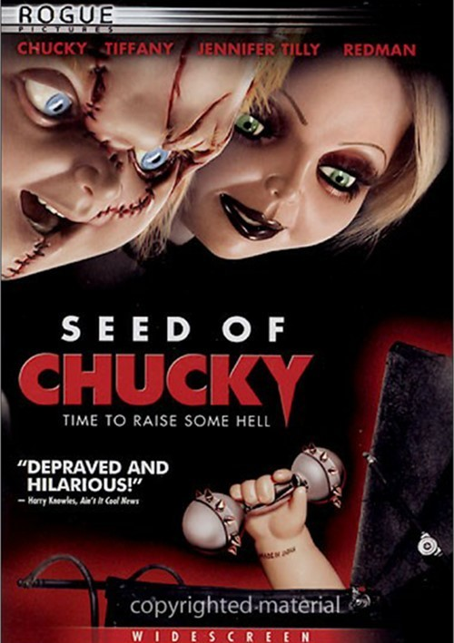 Seed Of Chucky (Widescreen)