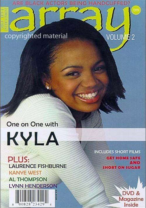 Array DVD Magazine Vol. 2