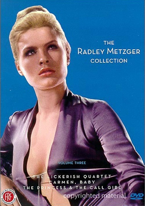 Radley Metzger Collection, The: Volume 3