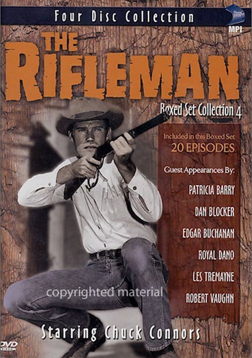 Rifleman, The: Boxed Set Collection 4