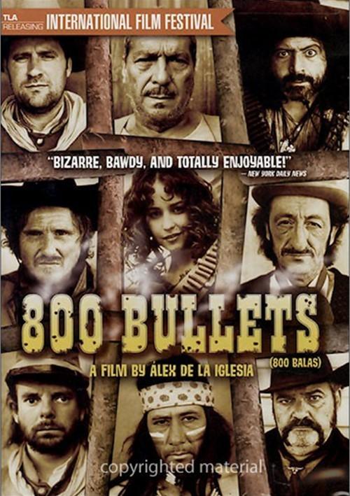 800 Bullets (800 Balas)