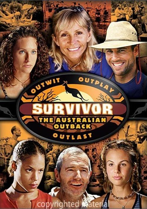 Survivor: Australian Outback - The Complete Second Season