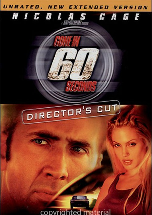 Gone In 60 Seconds: Directors Cut