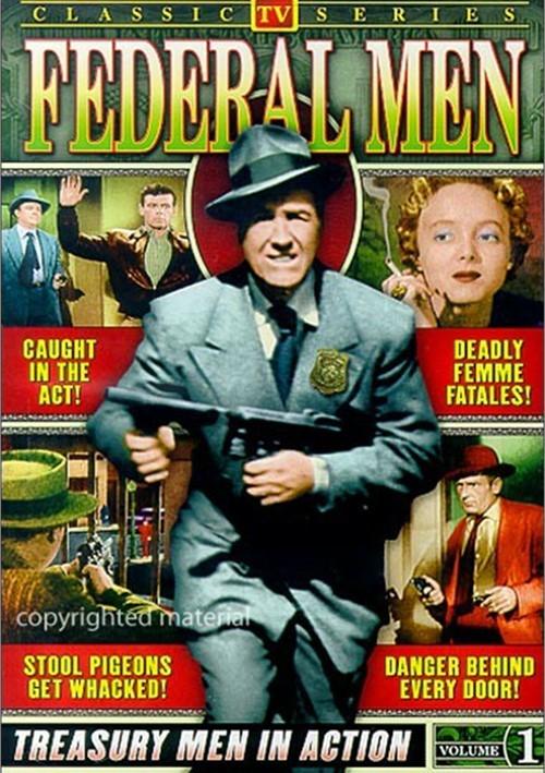 Federal Men: Volume 1