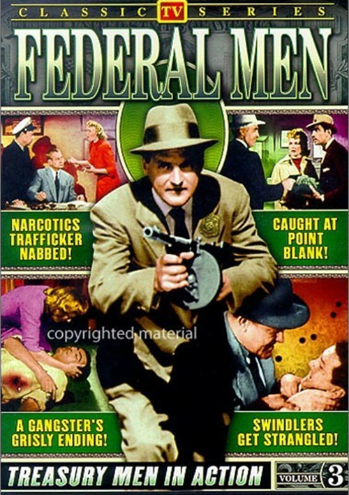 Federal Men: Volume 3
