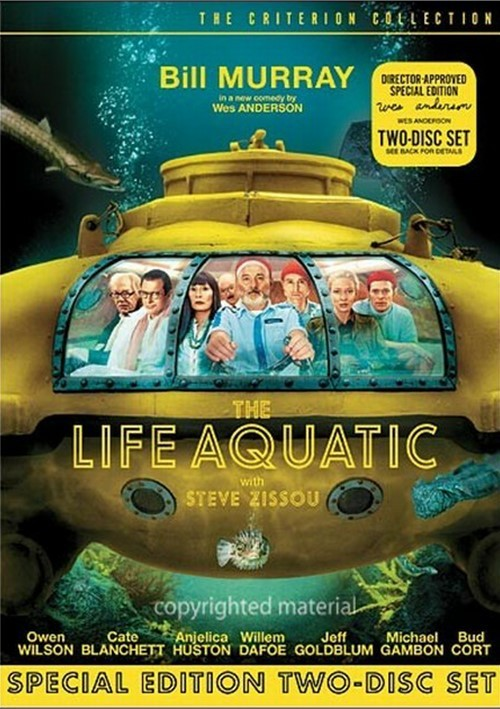 Life Aquatic With Steve Zissou, The: The Criterion Collection (2-Disc Special Edition)