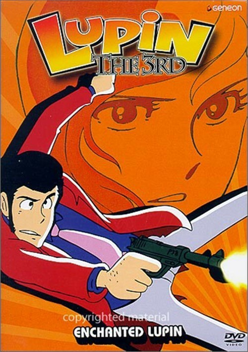 Lupin The 3rd: Volume 10 - Enchanted Lupin
