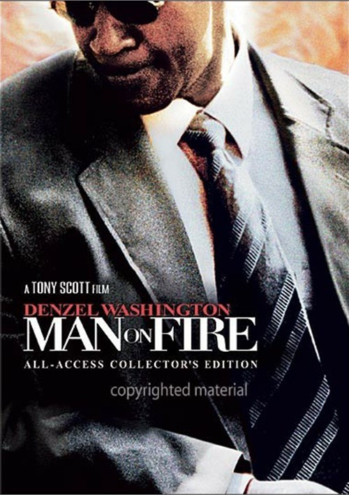 Man On Fire: Collectors Edition