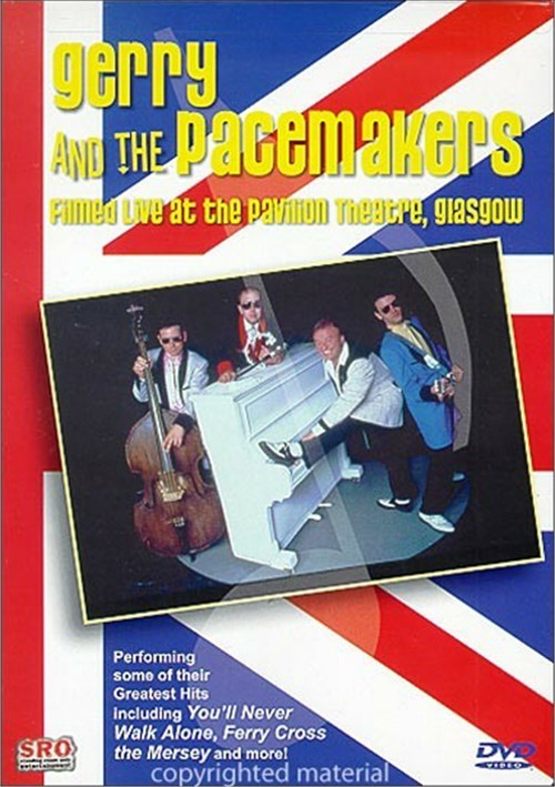 Gerry and the Pacemakers Filmed Live At The Pavilion Theatre, Glasgow