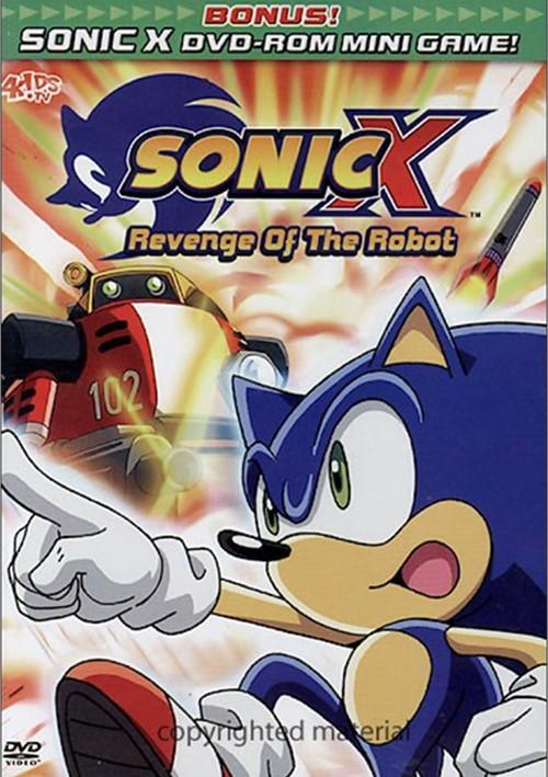 Sonic X: Volume 7 - Revenge Of The Robot