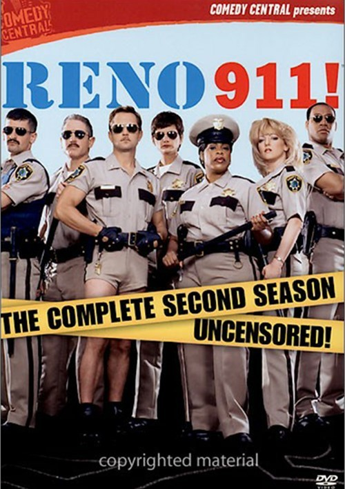 Reno 911: The Complete Second Season