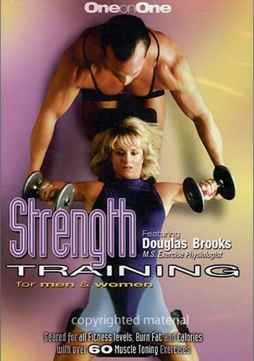Strength Training For Men And Women