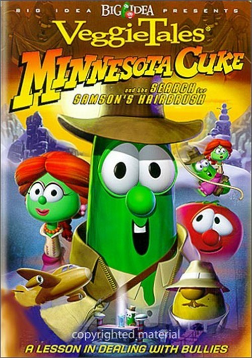 Veggie Tales: Minnesota Cuke And The Search For Samsons Hairbrush