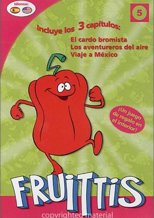 Fruittis - Volume 5