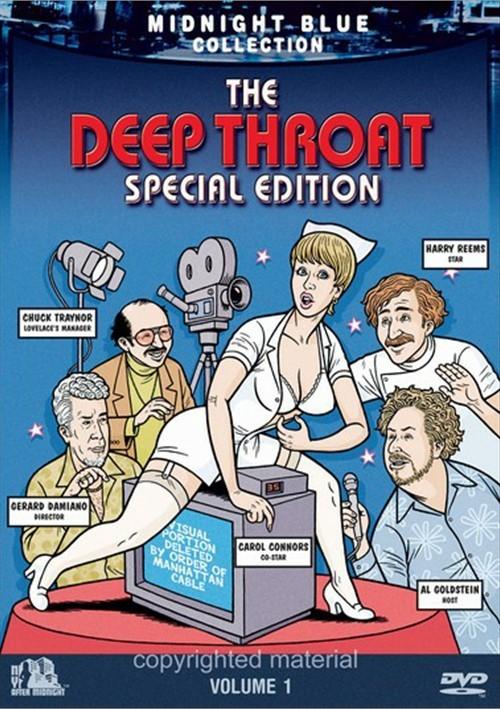 Midnight Blue: Volume 1 - Deep Throat Special Edition