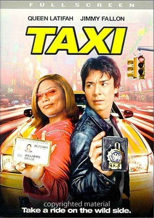 Taxi / Speed (Single Disc) (2 Pack)