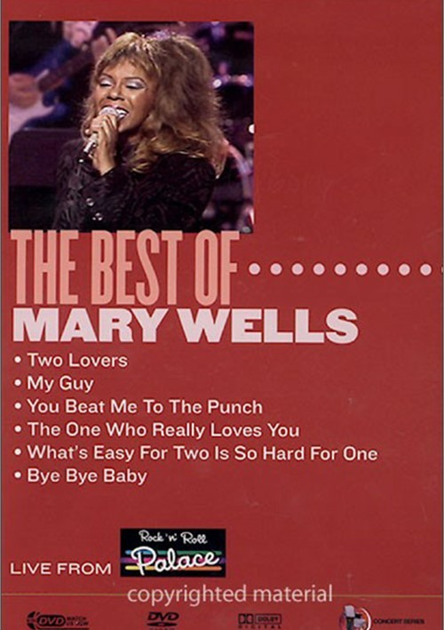 Best Of Mary Wells, The