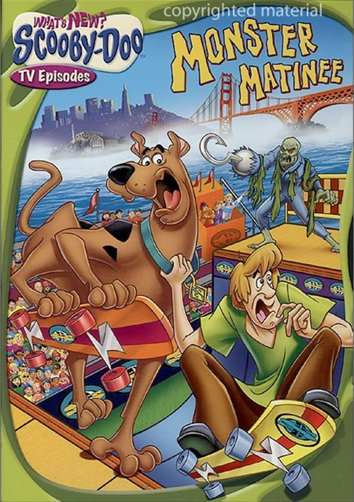 Whats New Scooby-Doo?: Monster Matinee