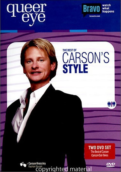 Queer Eye: The Best Of Carsons Style