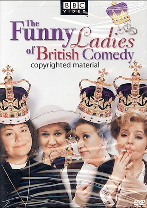 Funny Ladies Of British Comedy / Funny Blokes Of British Comedy (2-Pack)