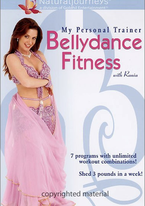 My Personal Trainer:  Bellydance Fitness With Rania