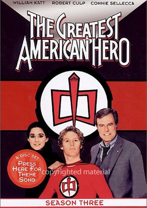 Greatest American Hero, The: Season Three