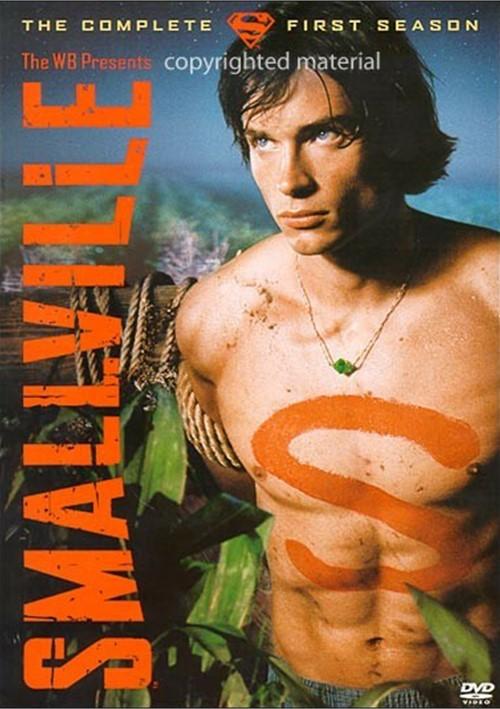 Smallville: The Complete Seasons 1 - 4