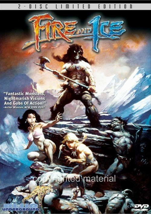 Fire And Ice (Limited Edition)