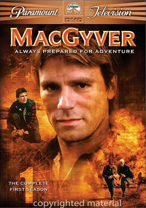 MacGyver: Complete First Three Seasons