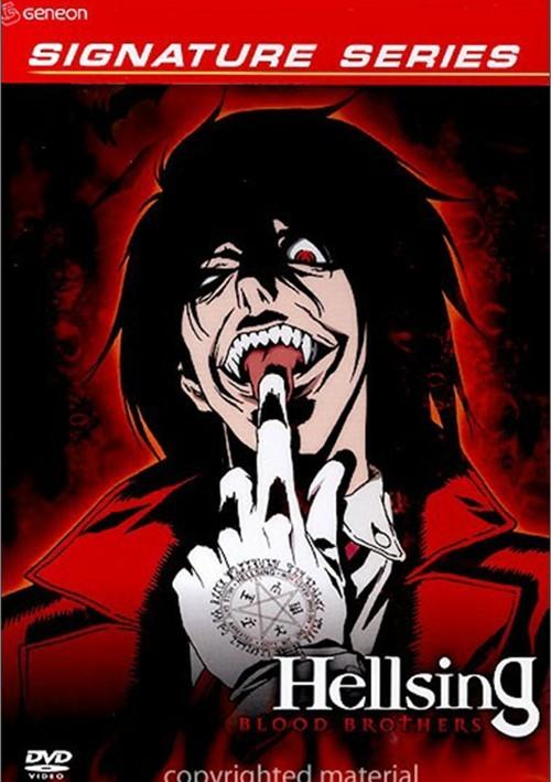 Hellsing: Volume 2 - Blood Brothers - Signature Series