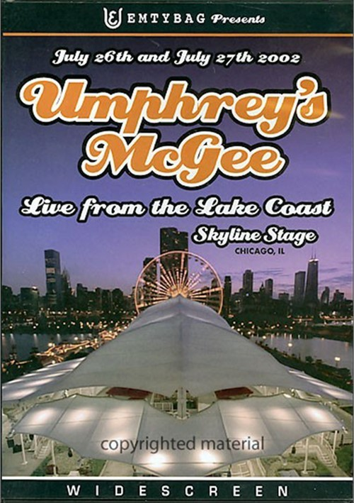 Umphreys McGee: Live From The Lake Coast - Skyline Stage Chicago, IL