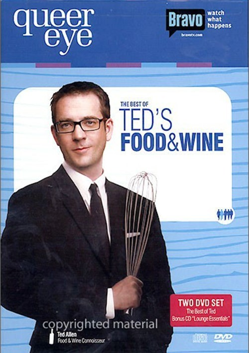 Queer Eye: The Best Of Teds Food And Wine